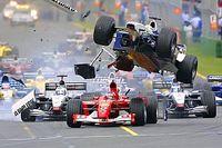 El histórico e intenso GP de Australia 2002 de Fórmula 1