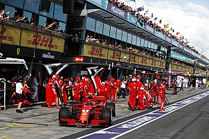 Fórmula 1 Declaraciones Räikkönen califica de correcta su estrategia en Australia