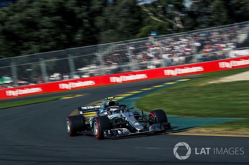 Bottas: Mercedes, diğer takımların