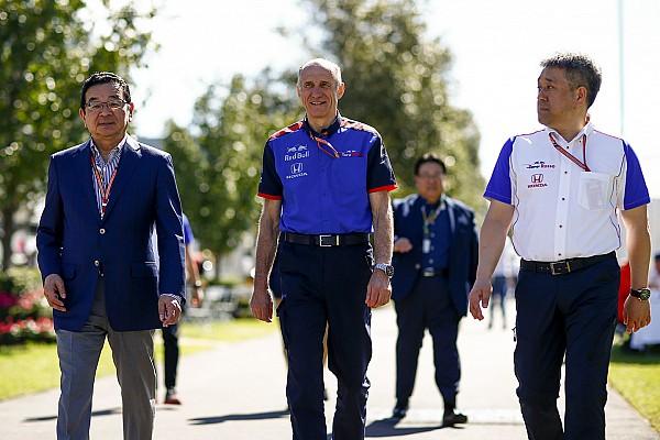 "F1 速報ニュース トロロッソ、ホンダ、日本……相手に対する""理解""が、良い関係を築く"