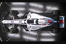 Teknik analiz: Williams FW41