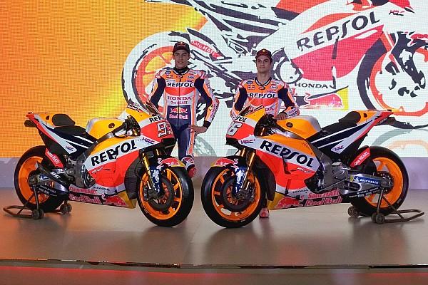 MotoGP Breaking news Honda launches 2018 MotoGP bike