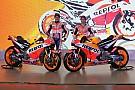MotoGP La Honda presenta la RC213V di Marquez e Pedrosa a Jakarta