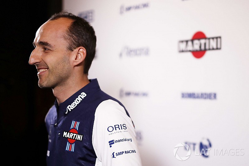 Kubica to test for Manor LMP1 squad at Aragon
