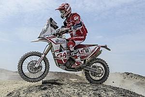 Dakar Artículo especial El rookie de GasGas que sorprende al Dakar
