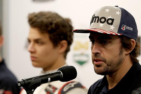 Норріс: Моє майбутнє в Ф1 залежить від Алонсо