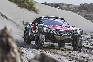 Dakar: Sainz è riuscito a chiudere la tappa con il cambio rotto!