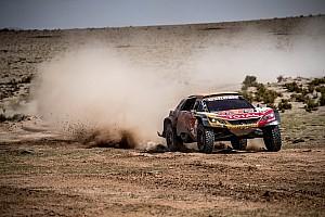 Dakar Stage report Dakar Stage 10: Peterhansel lewati Al-Attiyah