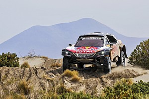 Dakar Breaking news Sainz under investigation for alleged quad incident