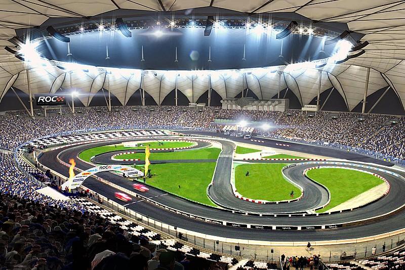 Race Of Champions regresa al diseño cruzado