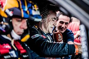 Dakar Noticias Carlos Sainz sabe que la espera