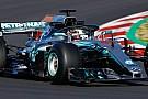 Los detalles que revelan el empuje aerodinámico de Mercedes