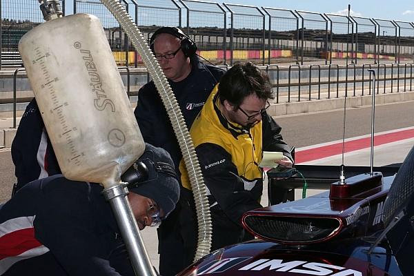 WEC Artículo especial Dunlop o cómo preparar Le Mans en mitad de Aragón