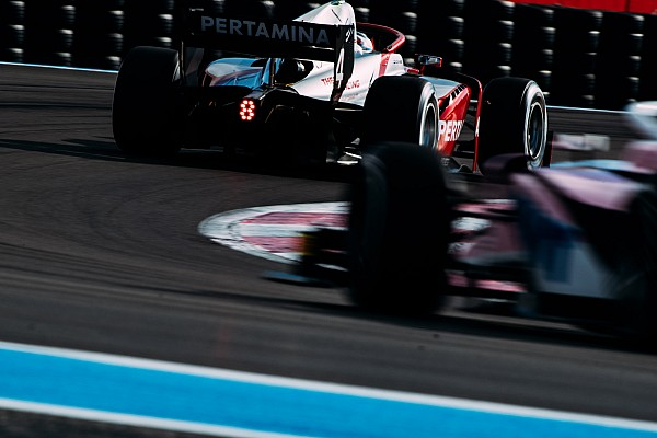 Formula 1 Breaking news Mustahil tim F2 bisa naik ke Formula 1 - Tost