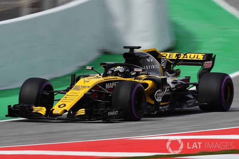 Renault nach gutem Testtag: Bild wird sich bis Melbourne noch verändern