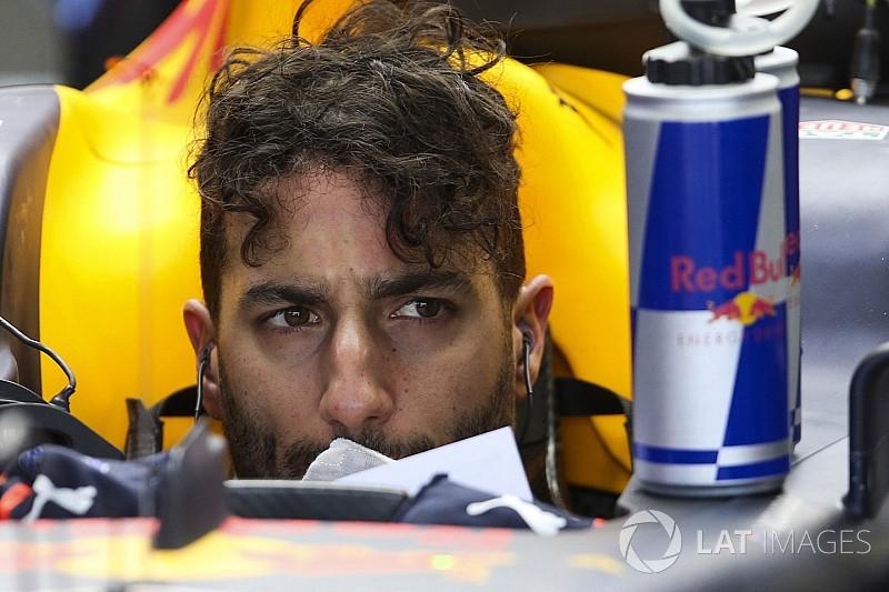 Red Bull: Doğru zaman gelince Ricciardo ile yeni sözleşmeyi görüşeceğiz