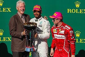 Forma-1 Motorsport.com hírek Laureus-díj: Hamilton, Rossi és Räikkönen is a jelöltek között