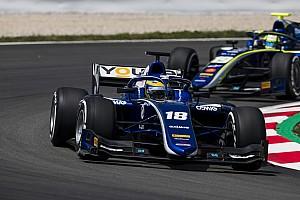 FIA F2 Breaking news Norris: