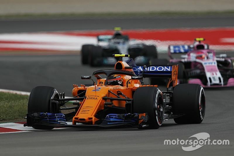 Startaufstellung: Grand Prix von Spanien der Formel 1 2018