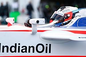 روزينكفيست يعوّض فيرلاين في السباق الأوّل من موسم الفورمولا إي
