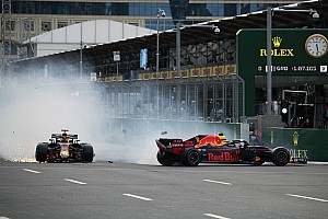 Ricciardo: Red Bull's handling of Baku crash a factor in exit