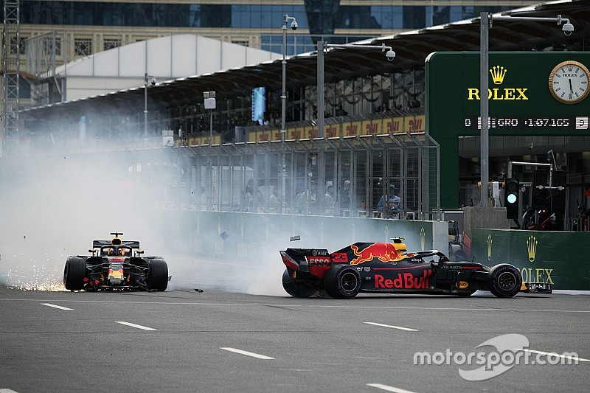 Ricciardo: Red Bull's handling of Baku crash a factor in exit