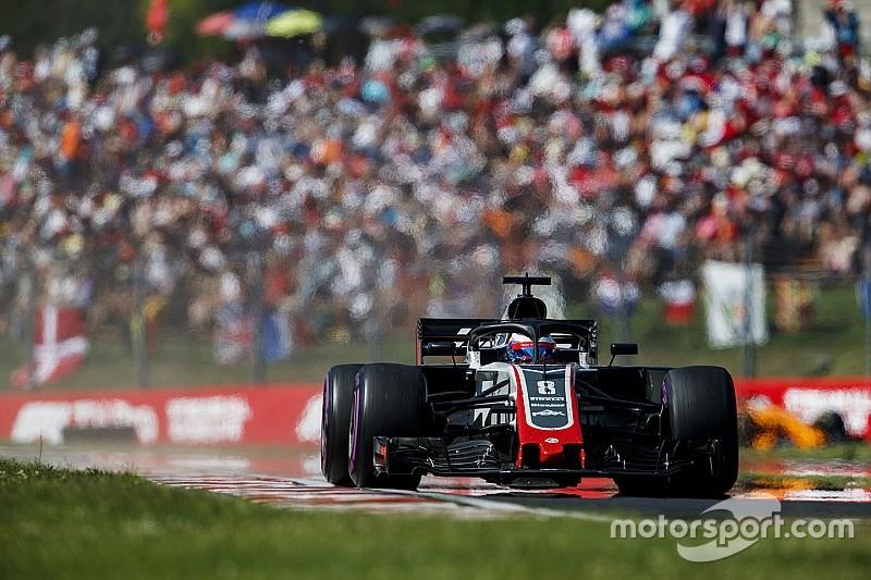 Haas revela contato de pilotos para lugar em 2019