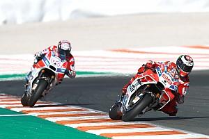 MotoGP Motorsport.com hírek Egy félreértés volt az egész Lorenzo-Dovizioso affér a MotoGP-szezonzárón