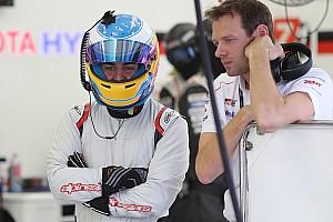 WEC News Fernando Alonso würdigt Alex Wurz: Er hat mir bei LMP1-Test sehr geholfen