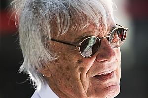 Ecclestone, Hamilton'ın Brezilya hakkındaki sözlerini eleştirdi