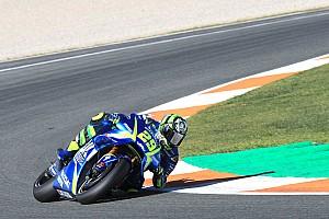 MotoGP Réactions Des essais tronqués pour Suzuki mais un programme bien déterminé