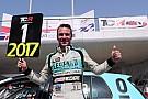 TCR Jean-Karl Vernay champion TCR 2017