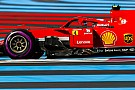 Ferrari uses up curfew 'joker' by mistake