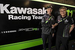 WSBK Actualités Officiel - Rea reste chez Kawasaki en 2019