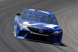NASCAR Cup Race report Martin Truex Jr. dominates Stage 1 at Kentucky