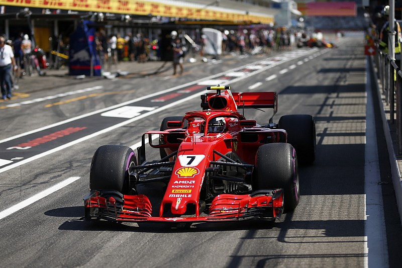 Német Nagydíj: képek a második F1-es szabadedzésről