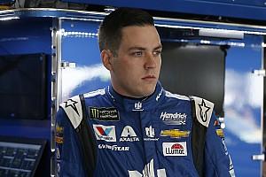 NASCAR XFINITY Breaking news Alex Bowman joins GMS Racing for Michigan Xfinity race