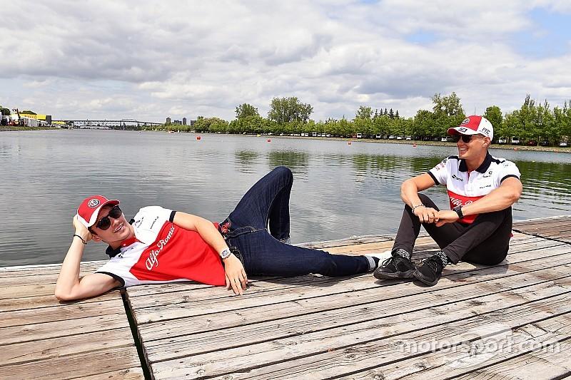 Ericsson, Leclerc'in Vettel'i zorlayacağından emin