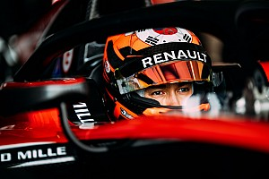 FIA F2 Interview Aitken relishing second chance to beat Russell in F2