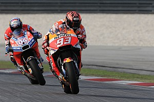 MotoGP Noticias Marc Márquez ve muy bien la nueva Honda