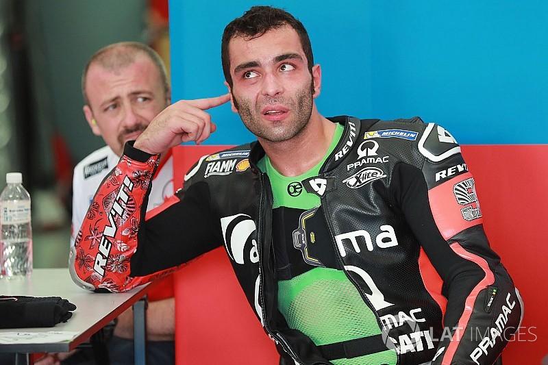 """Para Ducati, Petrucci """"debe ser listo para fichar por un equipo oficial"""""""