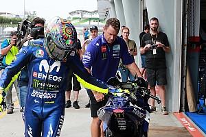 MotoGP Noticias Yamaha reconoce que escucha más a Rossi que a Viñales