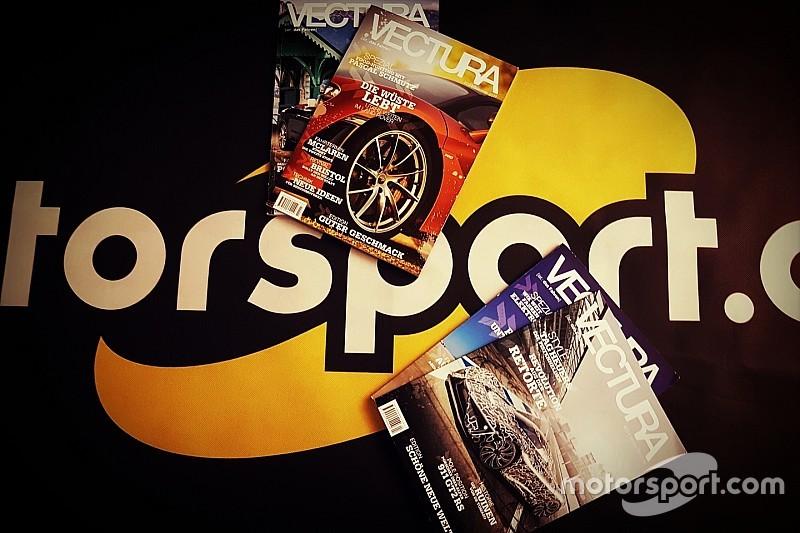 Zusammenarbeit zwischen Motorsport.com Schweiz und der Rundschau Medien aus Basel