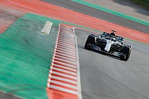 F1 测试报告 2018首轮季前测试第二日上午:博塔斯居首,红牛遇问题