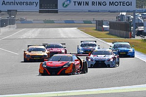 DTM/Super GT set for only one standalone joint race