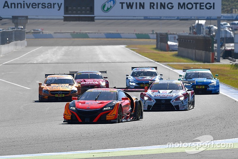 DTM and Super GT sign off Class One regs