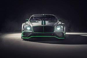 Autó Motorsport.com hírek Pályára vele: itt az új Bentley Continental GT3