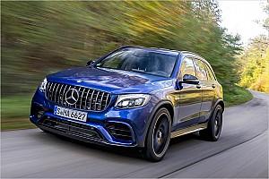 Automotive News Mercedes-AMG GLC 63 S im Test