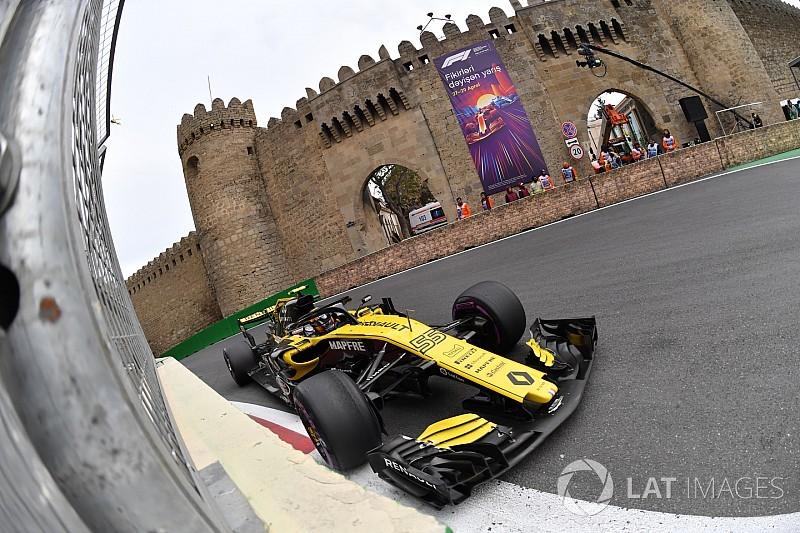 Sainz diz que não se deixa enganar com bom resultado em Baku