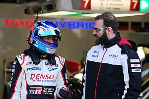 WEC Practice report WEC Spa: Alonso puncaki sesi latihan perdana dengan Toyota